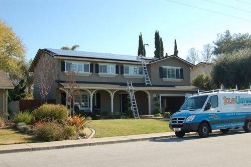 Solar univ install