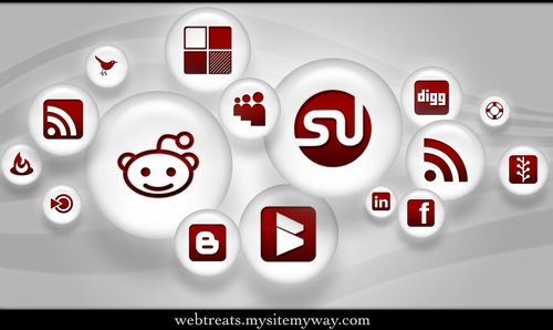 Tw 108_Red_Pearl_Soc__Media_Icons_by_WebTreatsETC