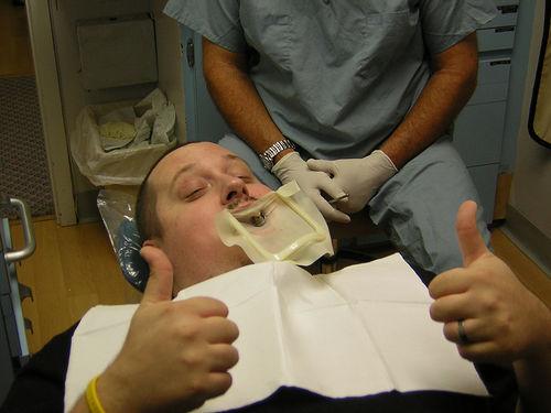 teeth socket cure wisdom dry