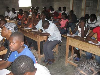 Haiti schools