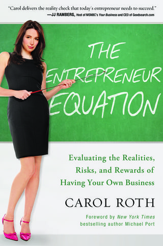 Entrepreneurequationcarolroth