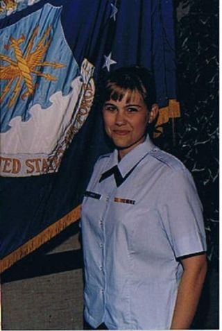 Stephanie Weems Military
