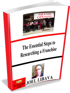 Essential franchise steps