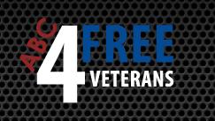 Free veterans