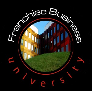1 franchise business university online business courses logo