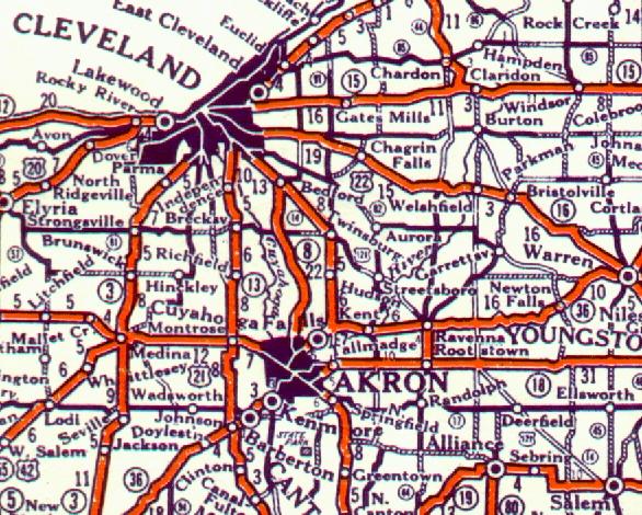 Clevemap